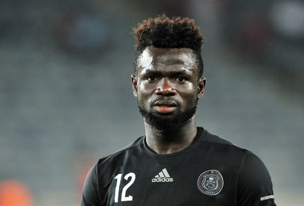South African Police drop charges against Orlando Pirates Ghanaian striker Bernard Morrison