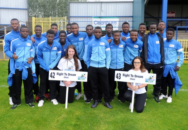 Right to Dream Academy beat Brentford on penalties in closed-door friendly