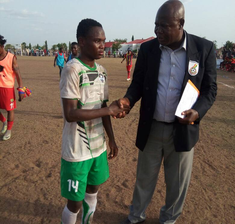 Talent Tavern: Bolga All Stars 16-year-old brace hero against Hearts Rahim Alhassan