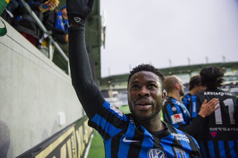What you need to know about new Ghana midfielder Kingsley Sarfo of Swedish side Sirius