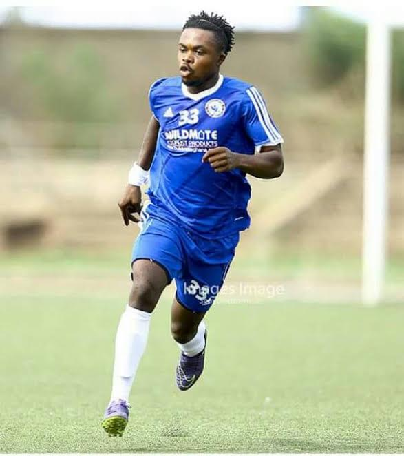 Berekum Chelsea hitman Stephen Sarfo targets Ghana League goal king crown