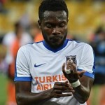Ghana defender Joseph Attamah scores own goal in Basaksehir 2-2 home draw with Fenerbahce in Turkish Cup