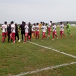 Match Report: Elmina Sharks 1-2 WAFA SC- Daniel Lomotey brace helps leaders to tranquilize Sharks