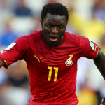 Ghana midfielder Sulley Muntari wants to play for the next seven years