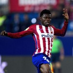 Thomas Partey helps Atletico Madrid draw 1-1 against Real Madrid