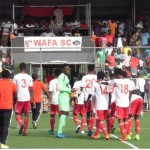 VIDEO: Watch how WAFA thumped AshantiGold 3-0 to go top of table