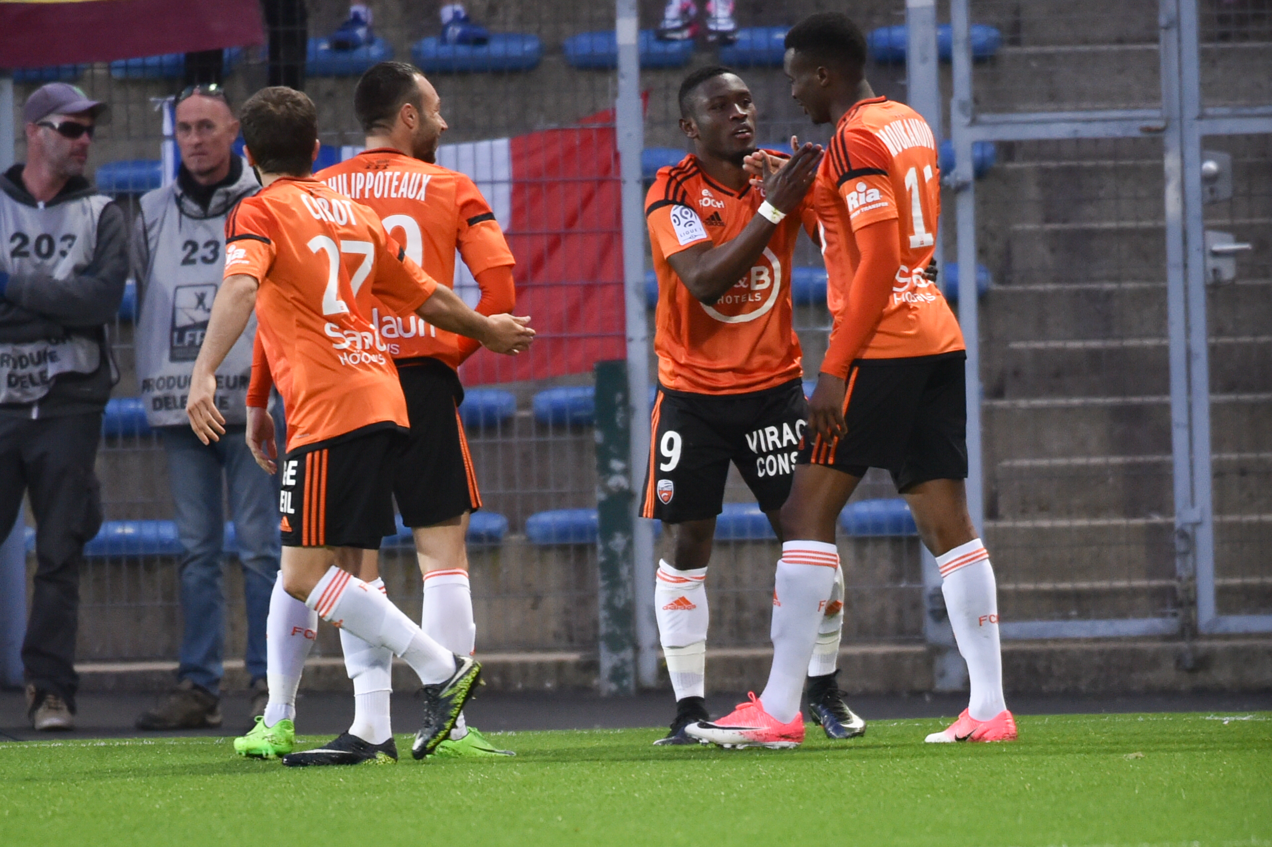 VIDEO: Watch Majeed Waris score his NINTH Ligue 1 goal for Lorient