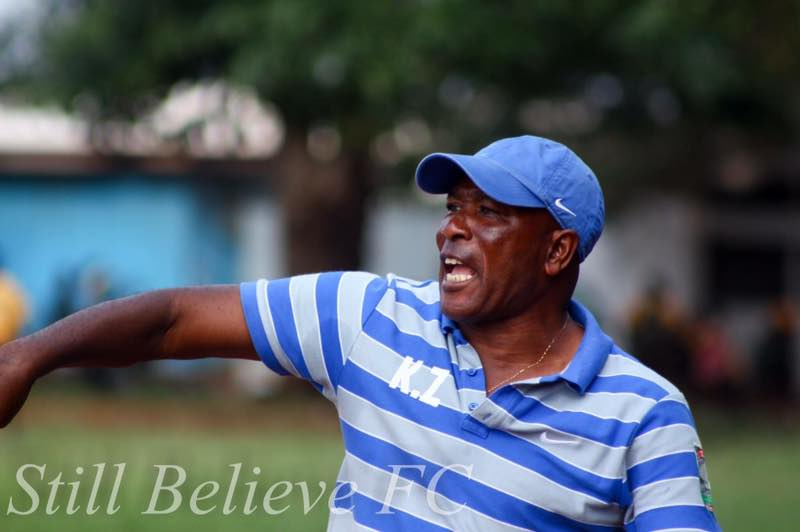 Interim Inter Allies coach Karim Zito keen to end Dwarfs hoodoo