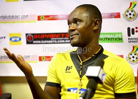 Godwin Ablordey takes interim charge of Kotoko after sacking of Croatian coach Logarusic