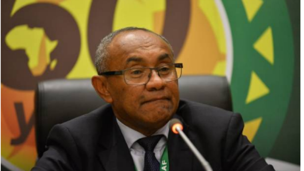 CAF boss Dr Ahmad implores Kwesi Nyantakyi to seek re-election as GFA president
