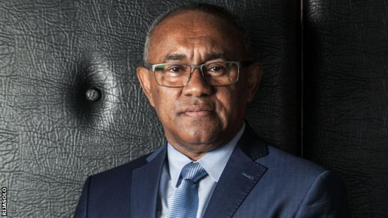 CAF President Ahmad arrives in Ghana on Monday ahead of conferment of UPSA Honorary Doctorate degree