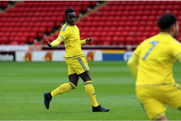 Ghanaian youngster Arvin Appiah thrills Nottingham Forest manager Jack Lester