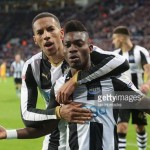 Newcastle United pondering over Christian Atsu's future at the club