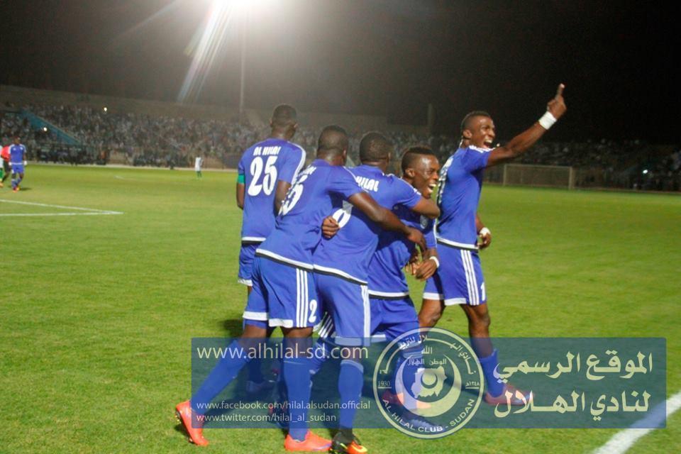 VIDEO: Watch Augustine Okrah's golazo for Al Hilal in their 3-3 draw at Alshorta Algadarf