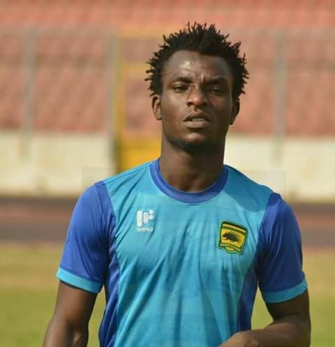 Asante Kotoko midfielder Baba Mahama vows to hit the ground running next season