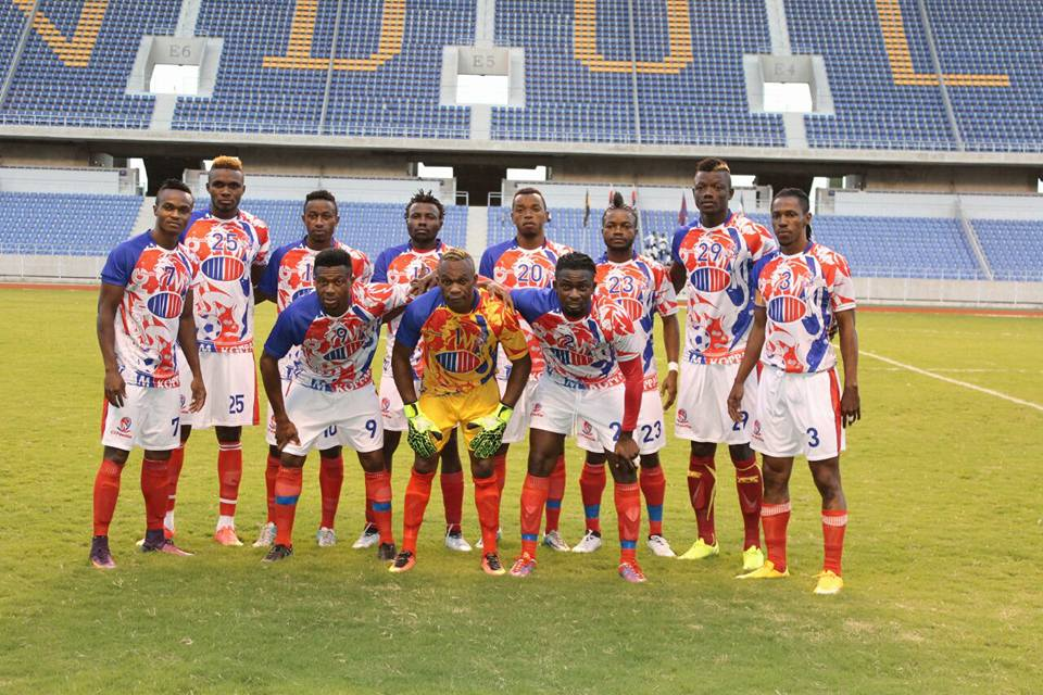 Ghanaian quartet start for Buildcon FC in Zambian Super League
