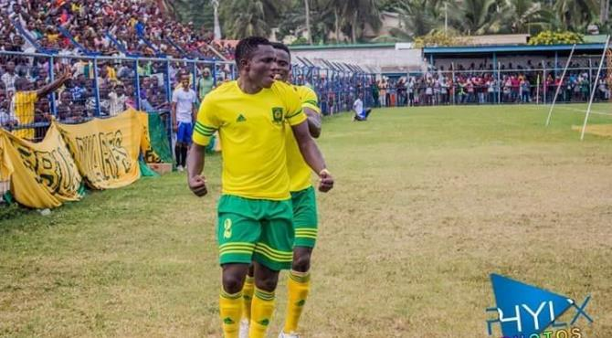 Former Ebusua Dwarfs defender Christopher Bonney on Sharks, Karela radar
