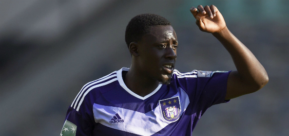 Anderlecht defender Dennis Appiah suffers neck injury; ruled out of the season