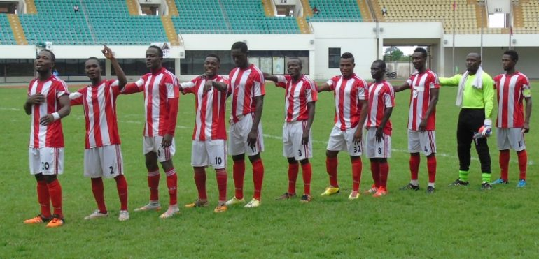 Eleven Wise vs Edubiase MTN FA Cup match to be replayed