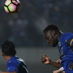 Video: Watch highlights of Michael Essien's first goal in Indonesia with powerful header