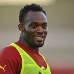 Michael Essien opens up on how his mother convinced him to play for Ghana