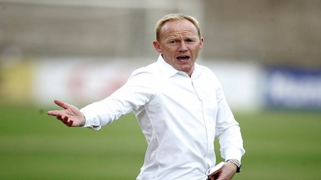 Hearts coach Frank Nuttall delighted with team's progression into MTN FA Cup next round