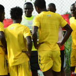 Frimpong Manso urges Kotoko players to rediscover confidence as premier league title ambition bleaks