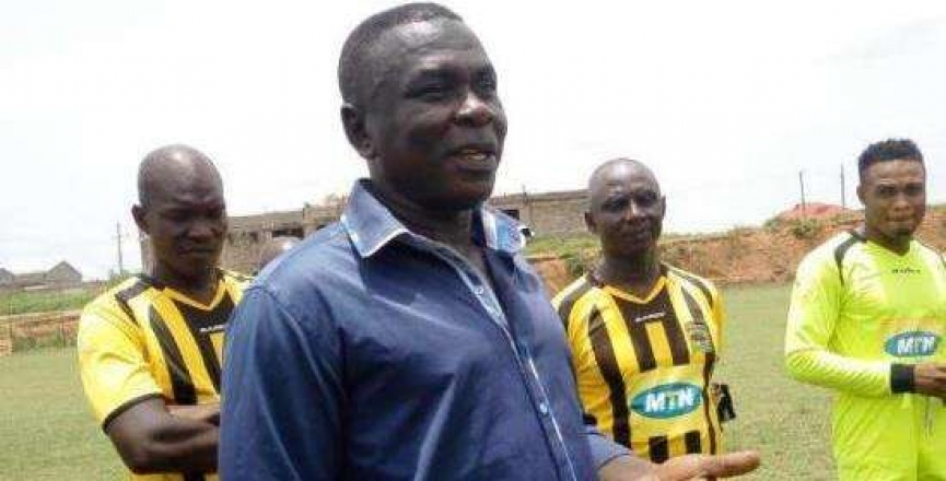 Asante Kotoko legend Frimpong Manso calls on club to build strong academy