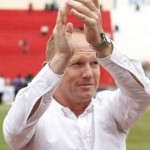 Hearts of Oak in the dark over coach Frank Nuttal arrival
