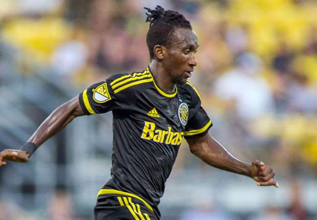 Columbus Crew defender Harrison Afful to serve one-match ban after sending off