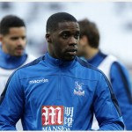 Ghana's Jeffrey Schlupp back in Crystal Palace training ahead of schedule