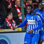 ''I could not believe it. I can't even remember my last goal,'' Bernard Kumordzi shares feeling after rare goal for Genk