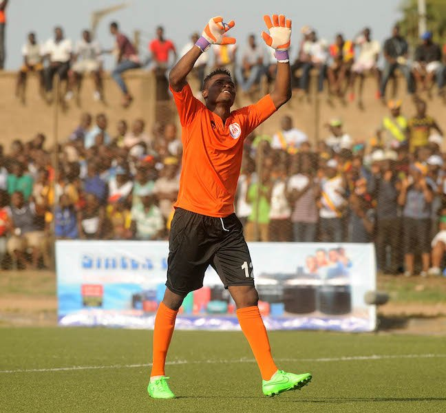 Special Competition: Mensah and Sowah has brought the best out of me - Hearts goalie Richmond Ayi