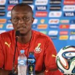 Ghana eyeing revival under new coach Kwesi Appiah
