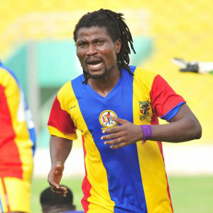 Ex-Ghana international Laryea Kingson tips Hearts and Kotoko to stake claim on Ghana league title