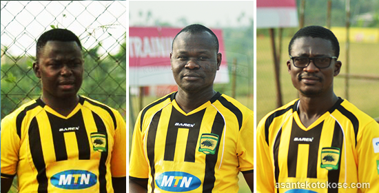 Kotoko medical team slams ''unprofessional and abhorring'' attitudes of referees to injury situations