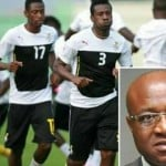 Hon. Osei Kyei Mensah advises Ghana FA NOT to impose players on Kwesi Appiah