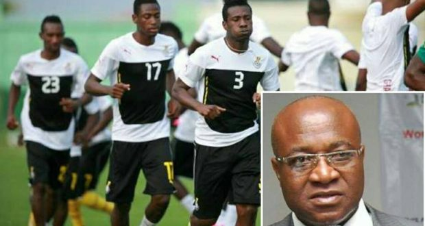 """GNPC will still support Ghana FA""- Hon. Mensah Bonsu backtracks on initial comments"