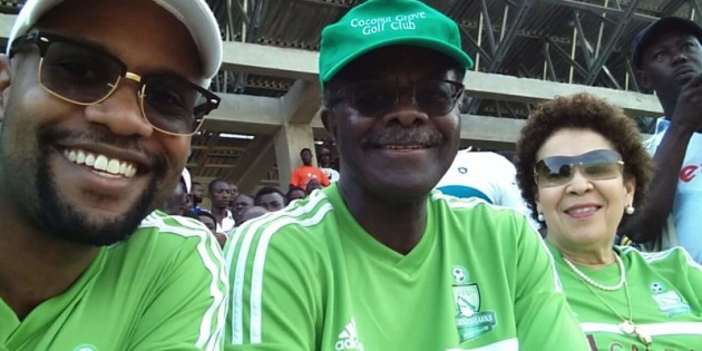 Elmina Sharks president Dr Papa Kwesi Nduom RUBBISHES report referee Nuhu Liman was assaulted by club fan