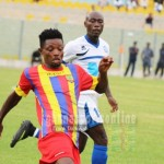 Hearts midfielder Paul Acquah assures fans of victory against Bolga All Stars