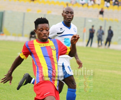 Hearts of Oak winger Paul Acquah joins Star Madrid FC