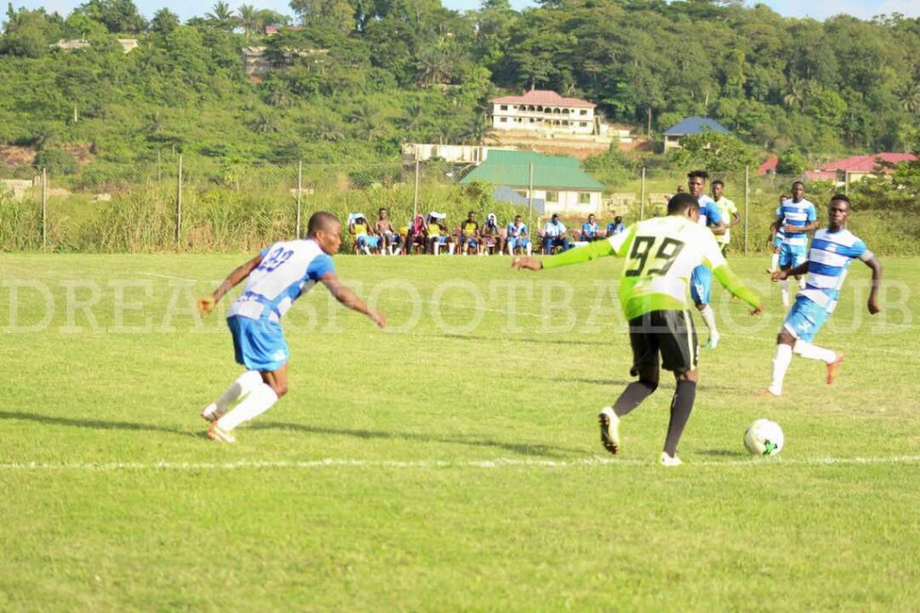 VIDEO: Watch Dreams FC youngster Abdul Rashid score a Messi-like goal against Young Wise