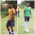 Hearts captain Robin Gnagne and Richard Yamoah return to training ahead of Elmina Sharks clash