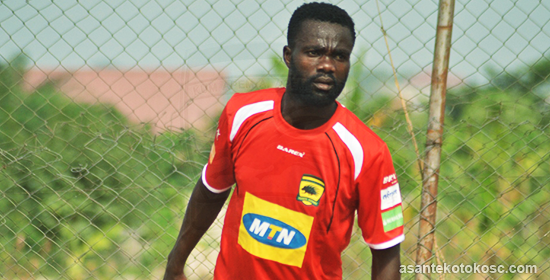 Seth Opare mutually terminates contract with Asante Kotoko