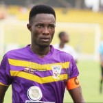 Medeama captain Tetteh Zutah showers praises on Hans Van der Pluijm influence on his career