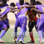 Match Report: Tema Youth 2-1 Olympics- Harbour City Boys inflict defeat on Tom Strand's side