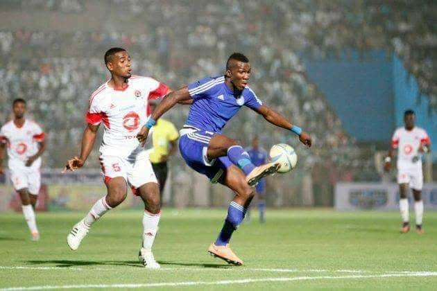 Ghana striker Abednego Tetteh targets Champions League glory with Al Hilal
