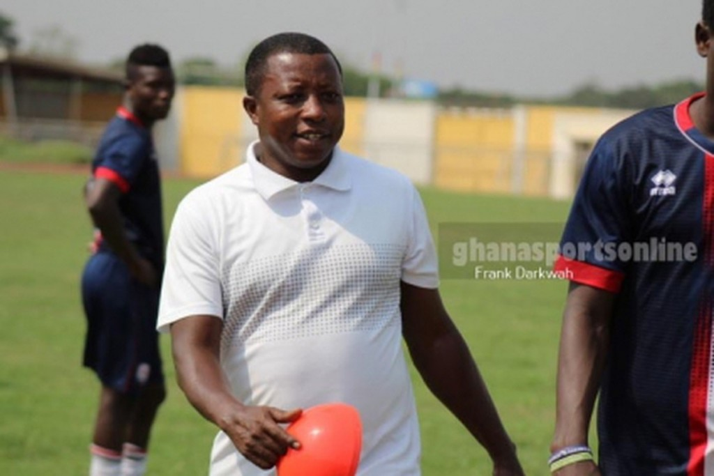 Inter Allies coach Wilson Asare urges his side to bounce back from FA Cup exit ahead of Elmina Sharks clash