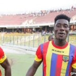 Hearts midfielder Winful Cobbinah blasts referee Dally Gagba for poor officiating
