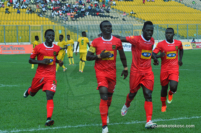 Match Report: Asante Kotoko 2-1 Bolga All Stars - Abass, Mohammed score to condemn Bolga to relegation